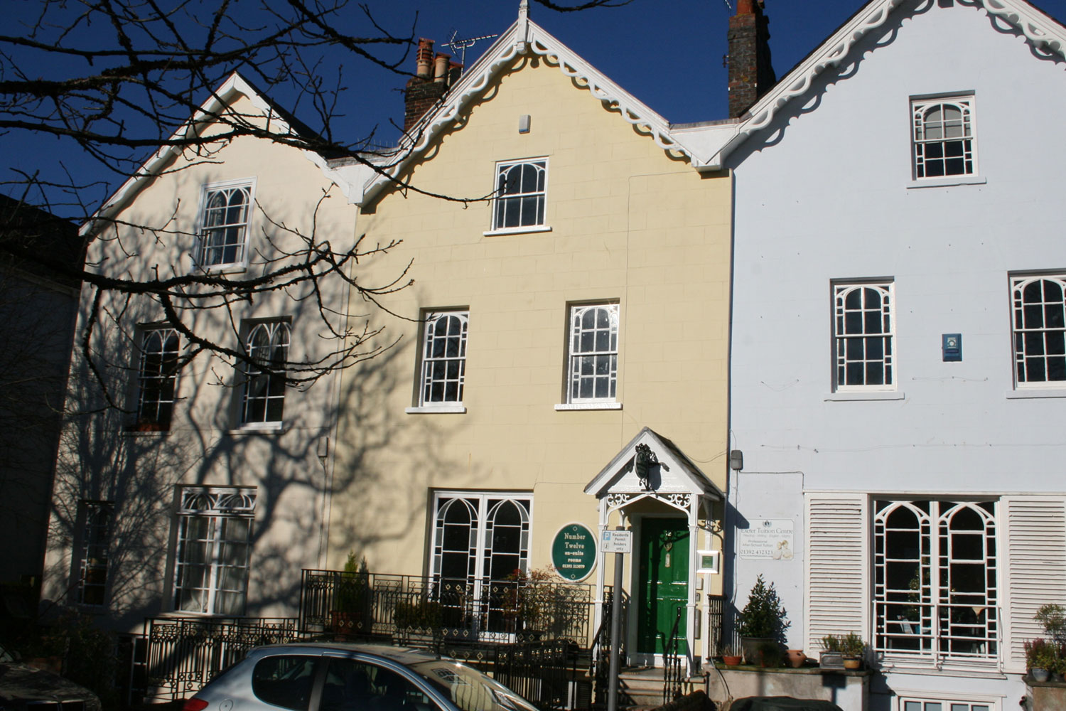 Commercial properties mckinley white for Terrace exeter