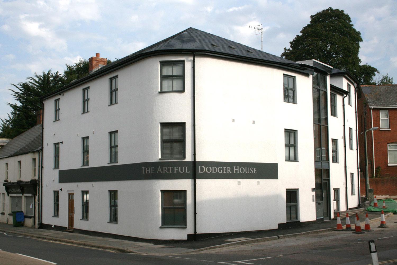The Artful Dodger (Exeter) Limited