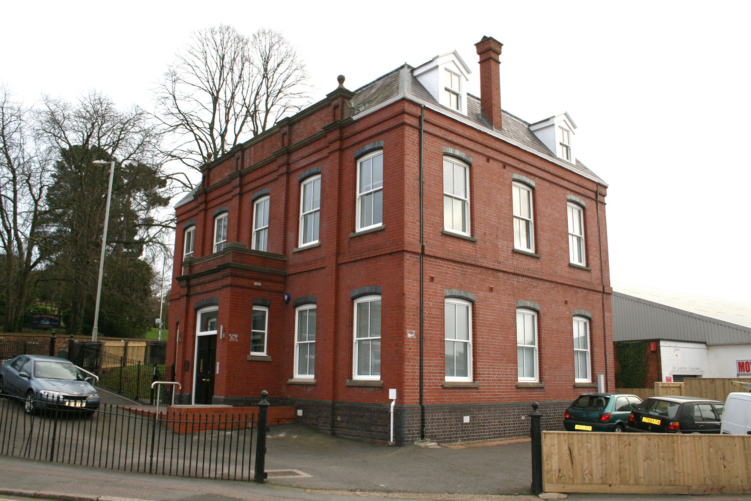 The Red House, Exeter