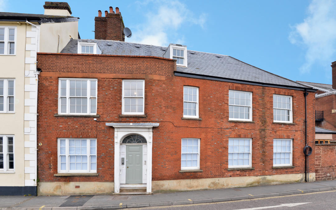 Impressive Properties for Sale in Heart of Exeter